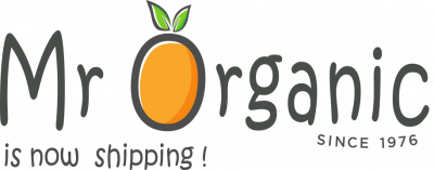 Mr Organic is now shipping